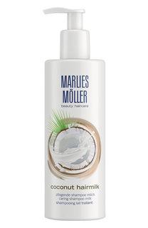 Шампунь-молочко для ухода с кокосом Marlies Moller