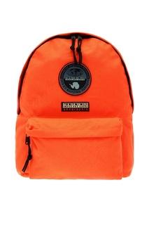 Оранжевый рюкзак с логотипом Napapijri