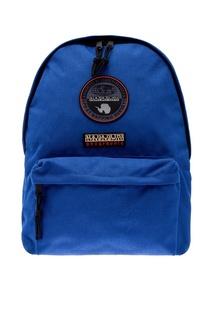 Синий рюкзак с логотипом Napapijri