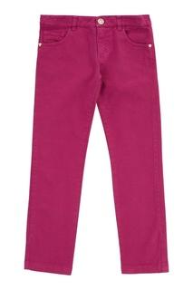 Фиолетовые джинсы Young Versace