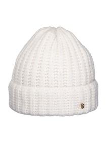 Белая шапка с логотипом Canoe