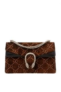 Коричневая сумка Dionysus Gucci