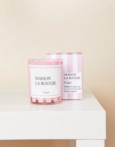 Свеча с ароматом морской соли и инжира Maison La Bougie, 190 г - Мульти