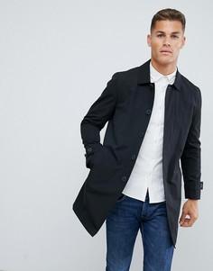 Черный макинтош Burton Menswear - Черный