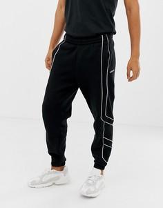 Черные джоггеры adidas Originals EQT Outline DH5223 - Черный