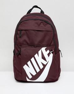 Бордовый рюкзак Nike Elemental BA5381-652 - Красный
