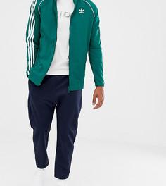 Темно-синие спортивные штаны adidas Originals XBYO - Темно-синий
