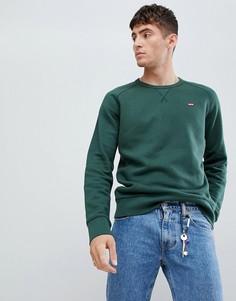 Levis original jumper python green - Зеленый