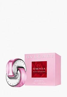 Туалетная вода Bvlgari Omnia Pink Sapphire, 40 мл