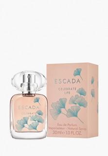Парфюмерная вода Escada Celebrate Life 30 мл