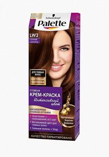 Краска для волос Palette ICC LW3 Горячий шоколад, 100 мл