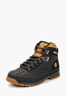 Ботинки трекинговые Timberland EURO HIKER SHELL JAC JET BLACK
