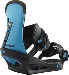 Крепления сноубордические Burton Freestyle, размер 34,5-40,5