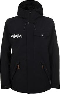 Куртка утепленная мужская Quiksilver In The Hood, размер 52-54