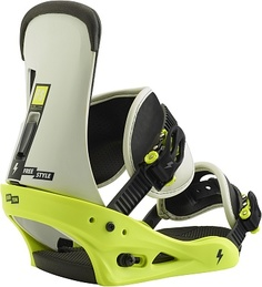 Крепления сноубордические Burton Freestyle, размер 34.5-40.5
