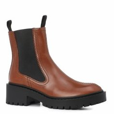 Ботинки KENZO BT346 коричневый