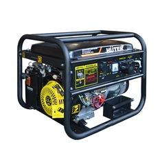 Бензиновый генератор HUTER DY6500LXA, 220 В, 5.5кВт