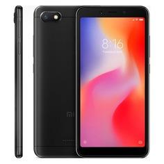 Смартфон XIAOMI Redmi 6A 32Gb, черный