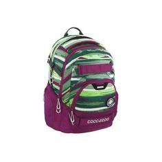 Рюкзак Coocazoo CarryLarry2 Bartik зеленый/розовый