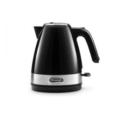 Чайник электрический DELONGHI KBLA2000.BK, 2000Вт, черный Delonghi