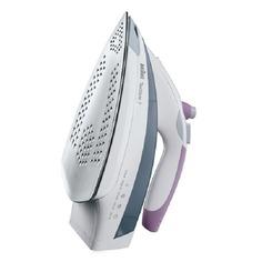 Утюг BRAUN TS755A Auto-off, 2400Вт, серый/ фиолетовый [0x12711067]