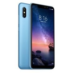 Смартфон XIAOMI Redmi Note 6 Pro 32Gb, голубой