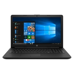 "Ноутбук HP 15-da0060ur, 15.6"", Intel Pentium Silver N5000 1.1ГГц, 4Гб, 500Гб, nVidia GeForce Mx110 - 2048 Мб, Windows 10, 4JR05EA, черный"
