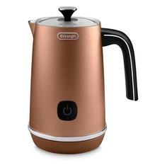 Вспениватель молока DELONGHI EMFI.CP, для кофемашин, 250мл [132043010] Delonghi