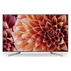 """LED телевизор SONY KD55XF9005BR2 55"""", Ultra HD 4K (2160p), черный/ серебристый"""