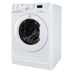 Стиральная машина INDESIT XWDA 751680X W EU, фронтальная загрузка, белый