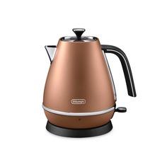 Чайник электрический DELONGHI KBI2000.CP, 2000Вт, бронзовый Delonghi
