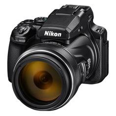 Цифровой фотоаппарат NIKON CoolPix P1000, черный