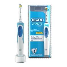 Электрическая зубная щетка ORAL-B белый