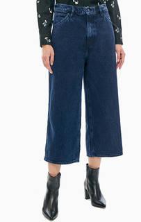 Темно-синие джинсы кюлоты Line 8 Levis