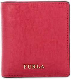 Кожаное портмоне с одним отделом для купюр Furla