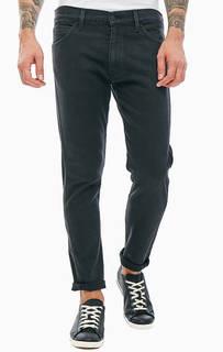 Черные зауженные джинсы с карманами Line 8 Slim Taper Levis