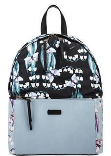 Текстильный рюкзак с цветочным принтом Giudecca Furla