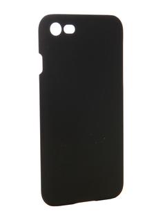 Аксессуар Чехол BROSCO Softtouch для APPLE iPhone 7 Black IP7-SOFTTOUCH-BLACK