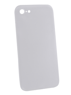 Аксессуар Чехол BROSCO Superslim для APPLE iPhone 7 White IP7-PP-SUPERSLIM-WHITE