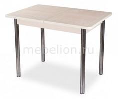 Стол обеденный Каппа ПР с плиткой и мозаикой Домотека
