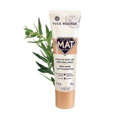 Yves Rocher Cтойкий Матовый Тональный Крем