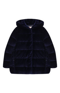 Пуховая куртка с капюшоном Il Gufo