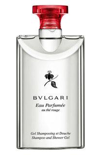 Шампунь-гель для душа The Rouge BVLGARI