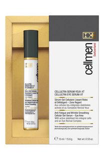 Клеточная сыворотка-гель для кожи вокруг глаз Cellcosmet&Cellmen Cellcosmet&;Cellmen