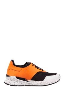 Оранжевые кроссовки 1st Vfts
