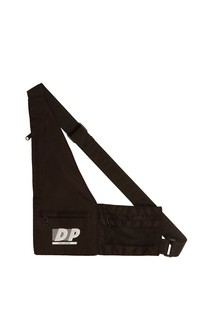 Черная сумка кросс-боди Daily Paper