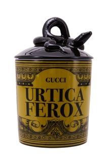 Ароматизированная свеча Fumus Gucci