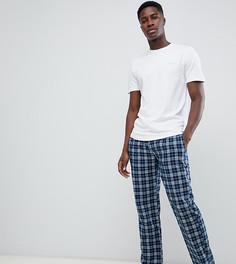 Комплект с футболкой и брюками в клетку Ted Baker - Темно-синий