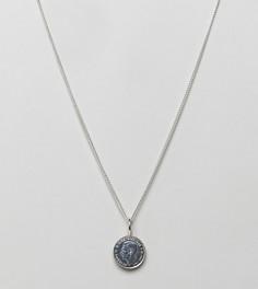 Серебряное ожерелье с подвеской Katie Mullally - Серебряный