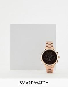 Смарт-часы Michael Kors MKT5046 Connected Runway - Золотой